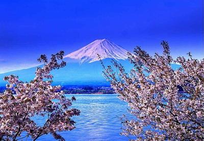 日本东京+北海道+洞爷湖+富士山